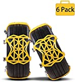 Best Snow Chains - Car Tire Snow Chains - Premium Quality Strong Review
