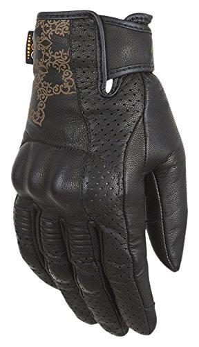 Furygan Astral Damen D3O Handschuhe, Schwarz, M