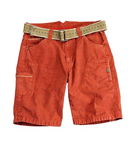 Alpha Industries Shorts Lancer, Farbe:vintage red;Größe:34