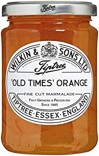 Tiptree 'Old Times' Orange Marmalade, 12 Ounce Jar