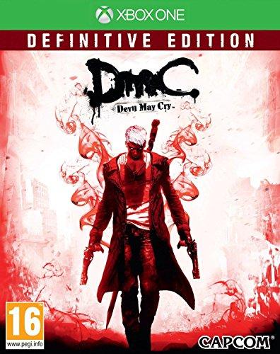 DMC Devil may cry - definitive edition (eu) pour Xbox One