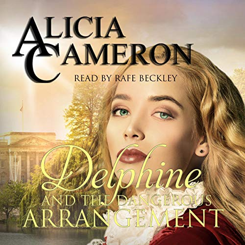 Delphine and the Dangerous Arrangement cover art