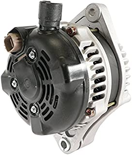 Rareelectrical NEW ALTERNATOR COMPATIBLE WITH HONDA PILOT RIDGELINE ODYSSEY 104210-5920 1042105920 31100-RGW-A01 CSF92 311...