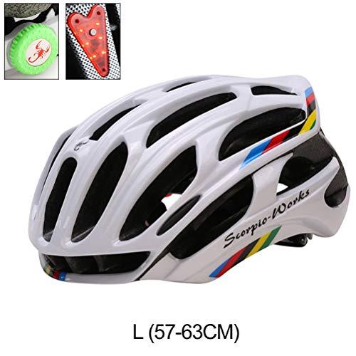 Creamon Herren Fahrrad Rennrad Mountainbike Helm, Herren Fahrrad Rennrad Mountainbike Helm Fahrradhelm MTB Fahrradhelm Fahrradhelm 001#
