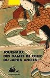 Journaux des dames de cour du Japon ancien de Sarashina (2011) Poche
