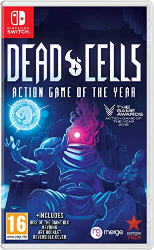 Dead Cells Action Game of The Year sur Nintendo Switch