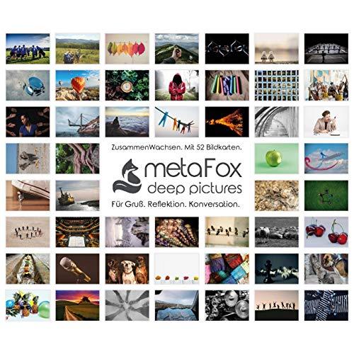 metaFox   ZusammenWachsen   - 52 Postkarten für Coaching und Teambuilding