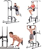 Best Care LLC Ultimate Physical Fitness Equipment Machine for Cross Fit Exercise or Training at Home Gym for People with Sport Lifestyle - Build Six Pack & Upper-Body Strenght Biceps, Bonus E-Book