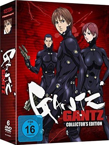 Gantz - Gesamtausgabe - [DVD]