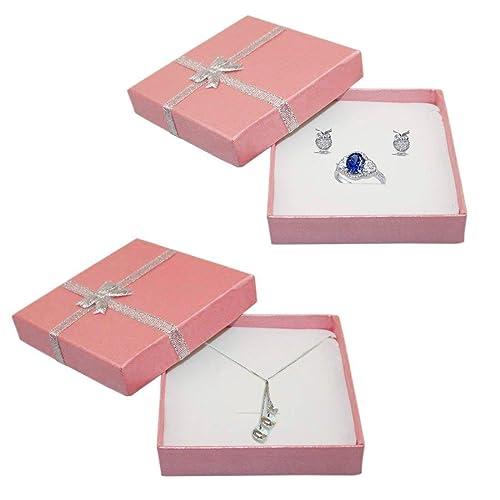 Necklace And Earring Gift Box Amazon Co Uk