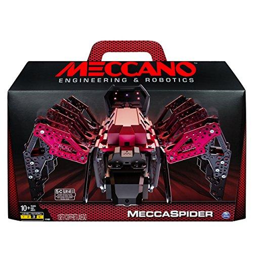 Meccano-Erector – MeccaSpider Robot...