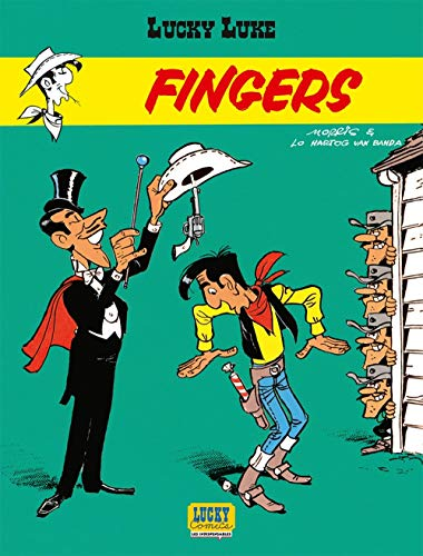 Fingers tome 22