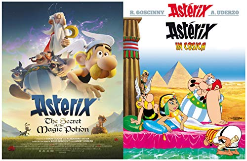 Asterix Full Series : Issue 20-ASTERIX IN COSICA (English Edition)