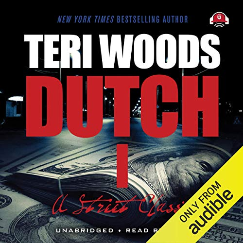 Dutch audiobook cover art