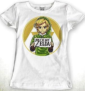 Dude I'm Not Zelda BLUSA DAMA Rott Wear