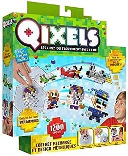 Kanaï Kids–kk87043–Kit Design recambios metálicos Qixels–1200recambios