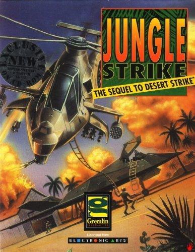 Jungle Strike - The Sequel to Desert Strike