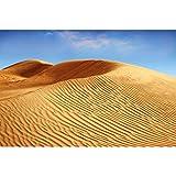 GREAT ART® Poster – Desert – Sand Desert Landschaft