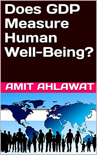 Does GDP Measure Human Well-Being? (English Edition)