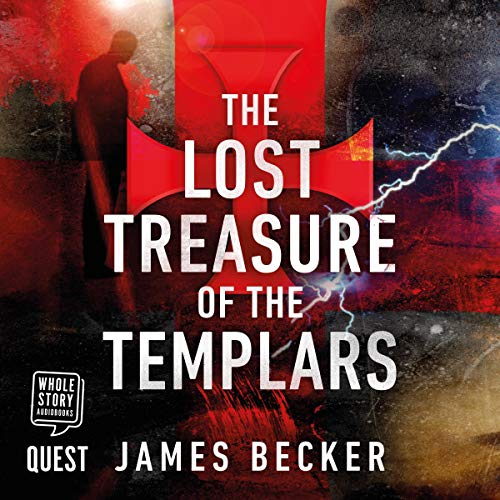 The Lost Treasure of the Templars cover art