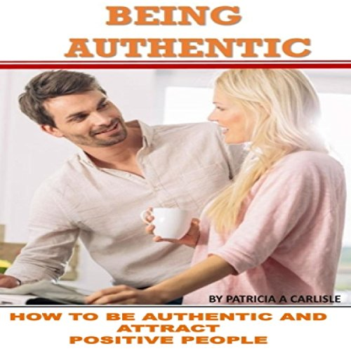 Being Authentic  By  cover art