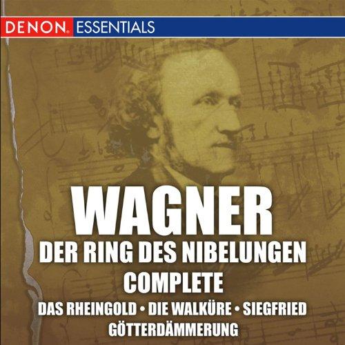 Siegfried: Den der Bruder schuf, den schimmernden Reif [feat. Rolf Polke & Fritz Uhl & Dadezda Kniplova & Gerald McKey]