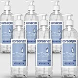 Corsanex® Gel disinfettante per le mani 500 ml pompa erogatore 80% alcool etanolo (6)