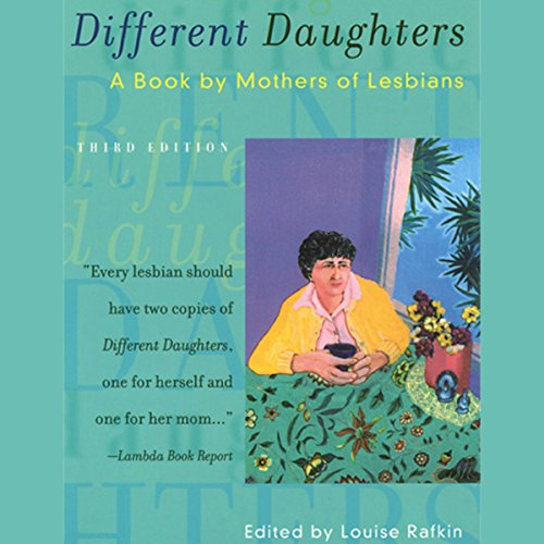 Different Daughters audiobook cover art