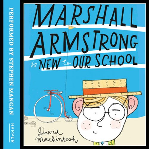 Marshall Armstrong Is New to Our School cover art