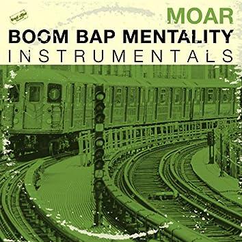 Boom Bap Mentality Instrumentals
