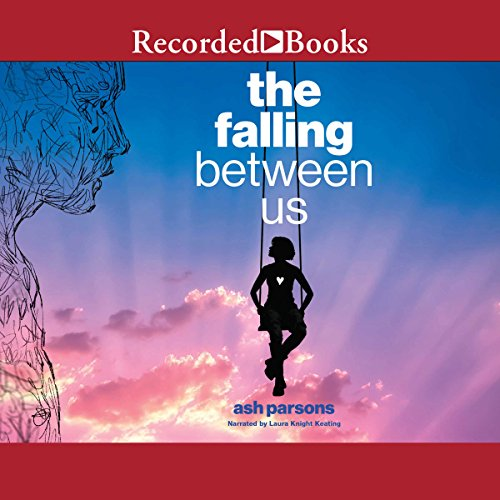 The Falling Between Us audiobook cover art