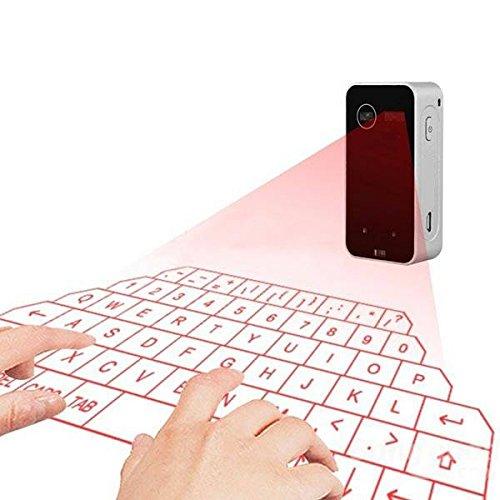 [Versand kostenlos] Bluetooth virtuellen Laser Projektion Tastatur Maus kabellos//Wireless Bluetooth Virtual Laser Projektion Keyboard Mouse