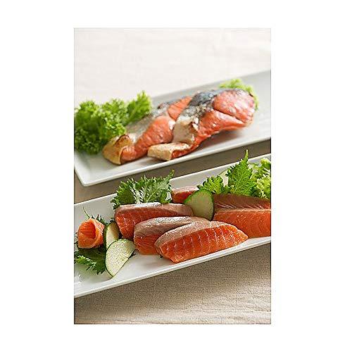 ( 産地直送 お取り寄せグルメ ) 福井県 丸和 サーモンと紅鮭の詰合せ