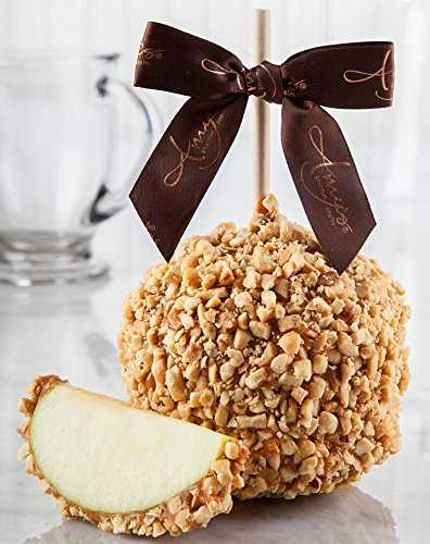 Classic Salted Peanut Caramel Apple