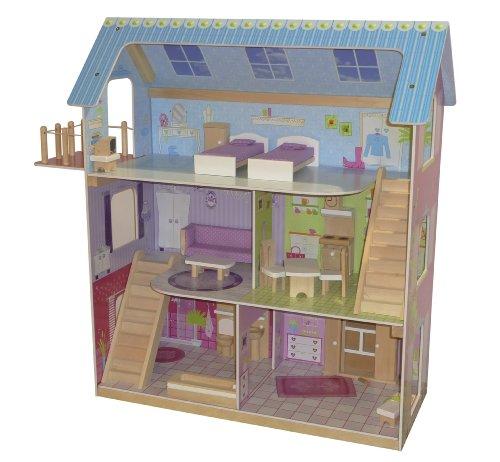 roba 9462 - Casa delle Bambole 3 Piano, con 16 Accessori Elemento