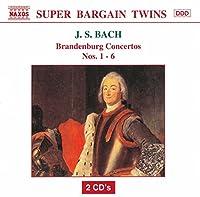 Bach:Cpte.Brandenburg Conc