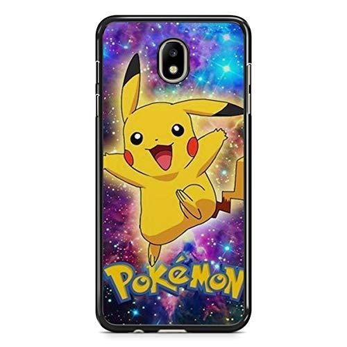 Coque pour Samsung Galaxy J3 2017 (Version J330) Pokemon go Team Pokedex Pikachu Manga Tortank Game Boy Color Salameche Noctali Valor Mystic Instinct Case + Stylet + Lingette de Nettoyage Ecran 23