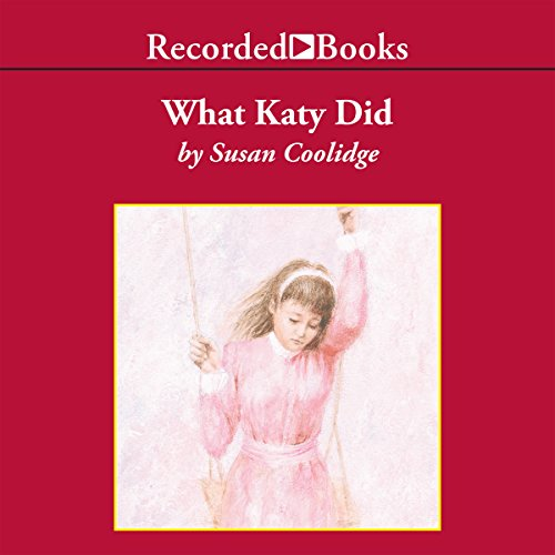 What Katy Did audiobook cover art