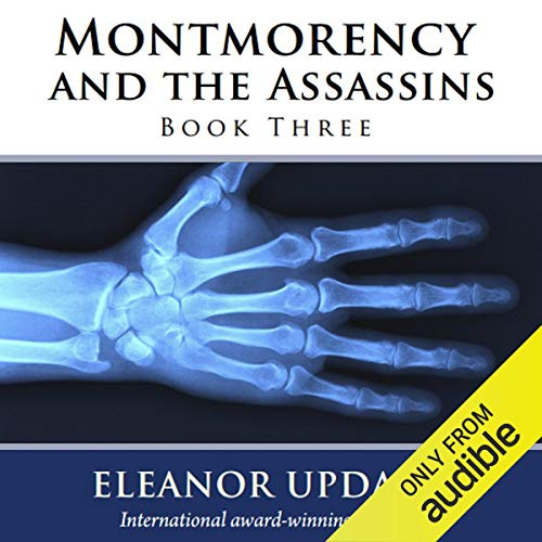 Montmorency and the Assassins cover art
