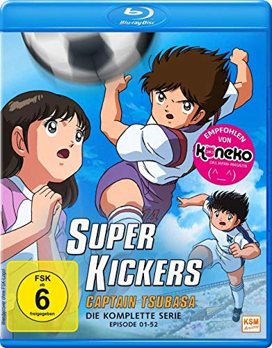 Captain Tsubasa - Super Kickers Gesamtedition - Folge 01-52 [Blu-ray]