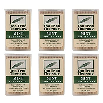 Best tea tree oil toothpicks Reviews