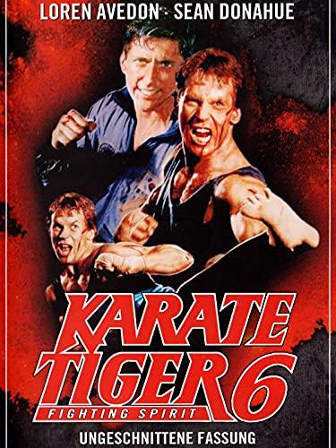 Karate Tiger 6 - Fighting Spirit