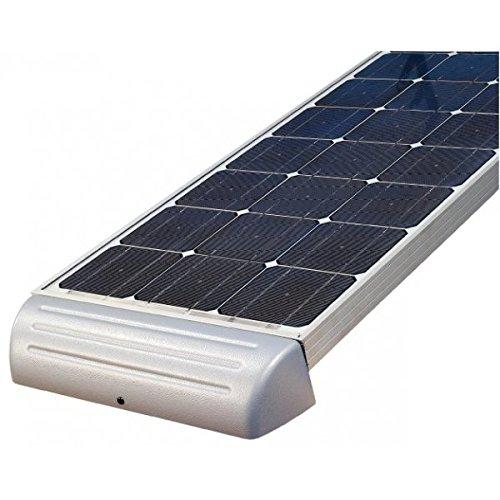 Soporte de fijación de aluminio spoiler 650 mm para paneles