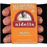 Aidells Mango Smoked Chicken Sausage 12 Oz (4 Pack)