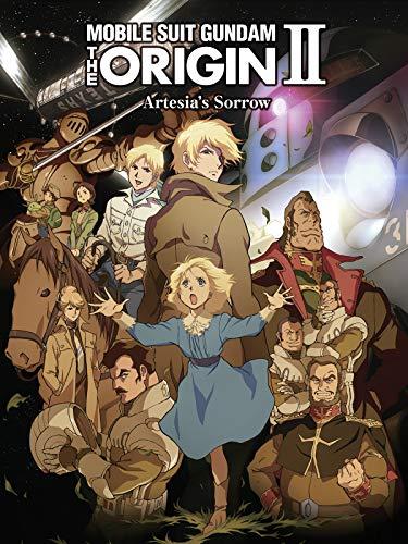 Gundam the Origin II: Artesia's Sorrow