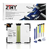 ZTHY EB-BT585ABE Tablet Battery for Samsung Galaxy Tab A 10.1 2016 SM-T580(WiFi) SM-T585(3G 4G LTE &WiFi) SM-P580(WiFi) SM-P585(3G 4G LTE & WiFi) SM-T585C SM-T587 SM-T587P SM-P585Y EB-BT585ABA 7300mAh