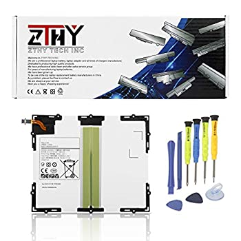ZTHY EB-BT585ABE Tablet Battery for Samsung Galaxy Tab A 10.1 2016 SM-T580 WiFi  SM-T585 3G 4G LTE &WiFi  SM-P580 WiFi  SM-P585 3G 4G LTE & WiFi  SM-T585C SM-T587 SM-T587P SM-P585Y EB-BT585ABA 7300mAh