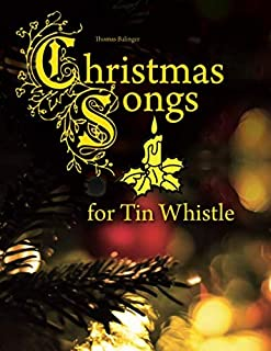 tin whistle notes christmas songs