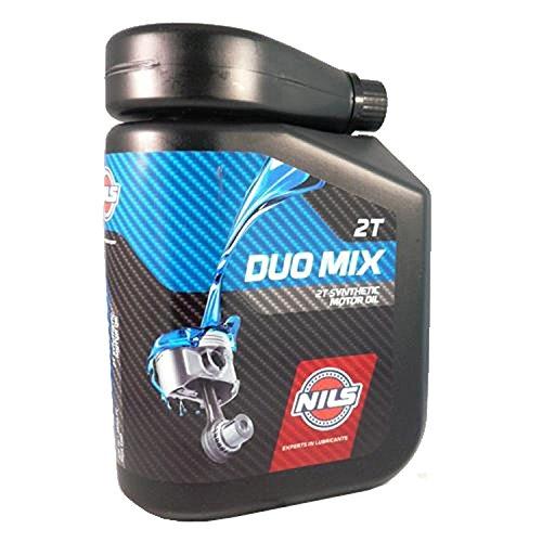 Nils Olio motore per miscela Duo Mix 2T Synthetic Motor Oil
