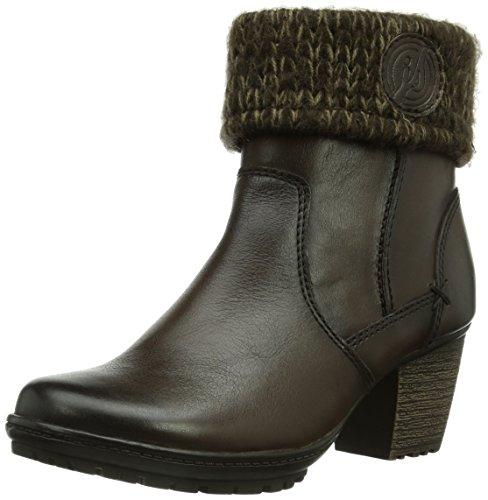 Jana 26403, Boots femme, Marron, 38.5